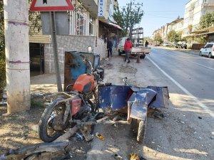 Bursa'da kazalar bitmiyor!