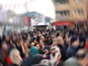 Bursa'da zam eylemine yasak