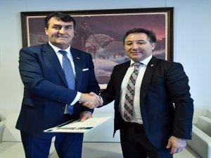 Bursaspor'a loca desteği