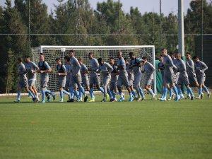 Trabzonspor maç hazırlıklarını sürdürdü