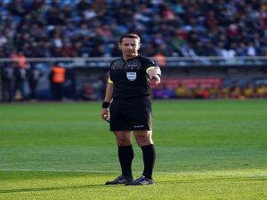 Kayserispor maçını yöenetcek hakem açıklandı