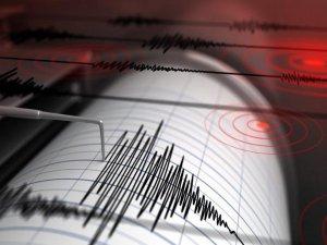 Bolu'da, 3.6 şiddetinde deprem