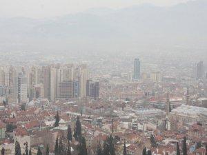 Bursa havasına lodos temizliği