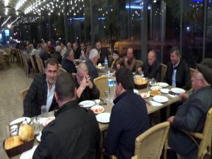 Bursa'da avcı ziyafeti