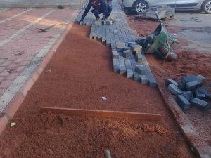 Bursa'da üst yapı çalışmaları devam ediyor