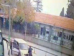 Polis firariyi böyle yakaladı