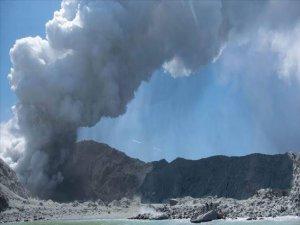 Yanardağ patlaması!