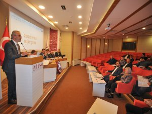 İTSO 2020 tahmini bütçesi belli oldu