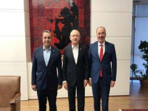 Bursa CHP'de İsmet Karaca sürprizi