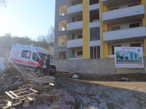 Bursa'da iş kazası