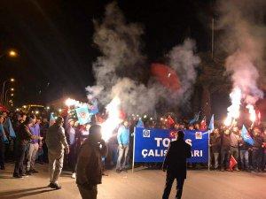 Bursa'da grev kararı