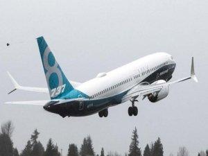 Boeing'de yeni kriz