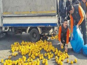 İBB'den 'ayvalı protesto' açıklaması