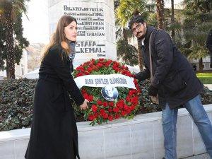 Uğur Mumcu Bursa'da anıldı