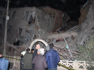 Depremin bilançosu ağır oldu!