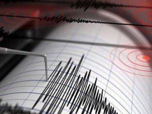 Son dakika deprem! Bursa'da da hissedildi