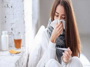 Grip ve nezle oranı arttı