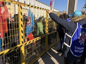 Bursa'da grev!