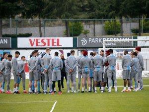 Trabzonspor hazırlıklara başladı