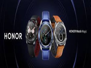 Honor MagicWatch 2'ye yeni imaj