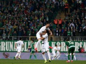 Bursaspor fırsatı tepti