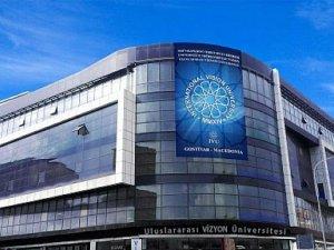 Uluslararası Vizyon Üniversitesi 'online' eğitim verecek.