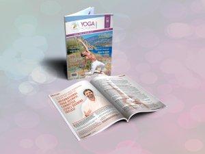 Yoga dergisi yayında