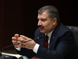 Bakan Bursa'daki vaka sayısını açıkladı