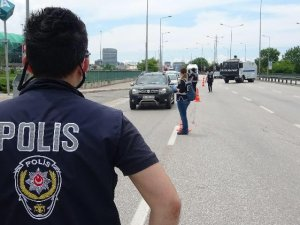 Bursa'da yasağa uymayanlar ceza yağdı