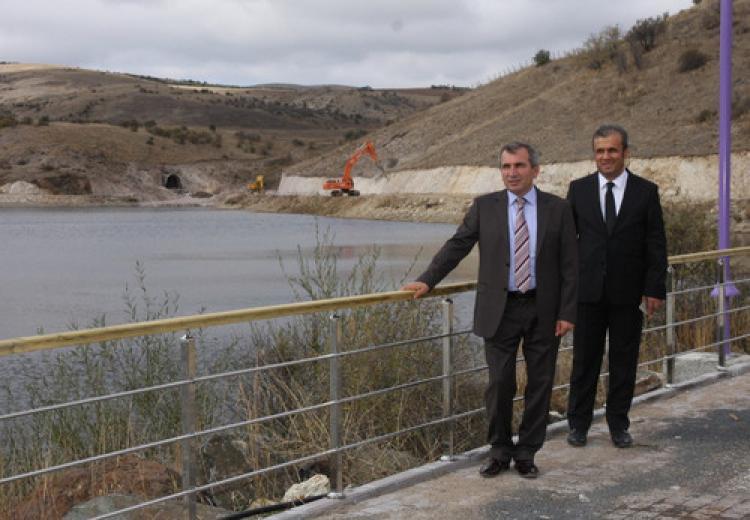 Vali Yazıcı: Spor Vadisi Yozgat'ın vitrini olacak