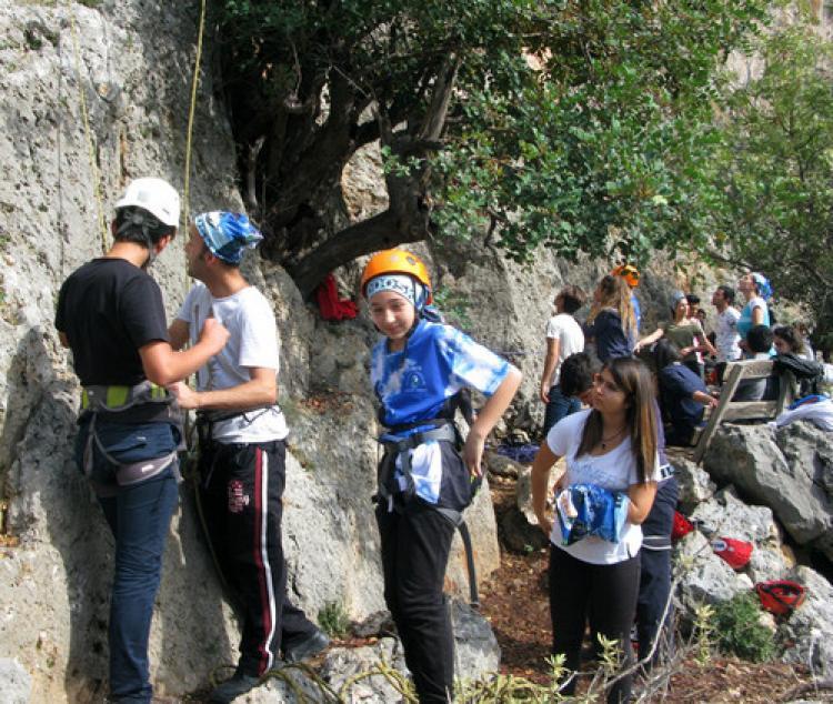 Toroslu öğrenciler, kaya tırmanışında iki birincilik elde etti