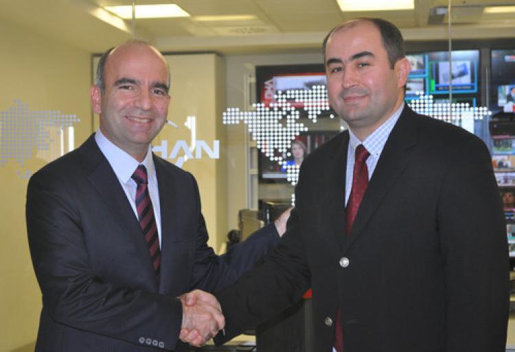 Cihan Haber Ajansı Genel Müdürlüğü'ne Faruk Akkan getirildi