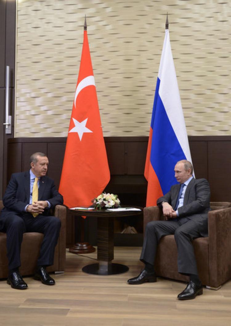 Putin'den Erdoğan'a 1 Kasım tebriği