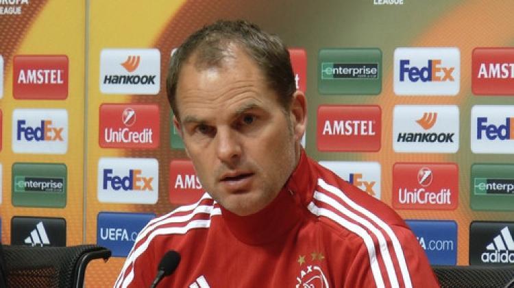Boer: Fenerbahçe maçını kaybedersek gruptan çıkmamız çok zora girer