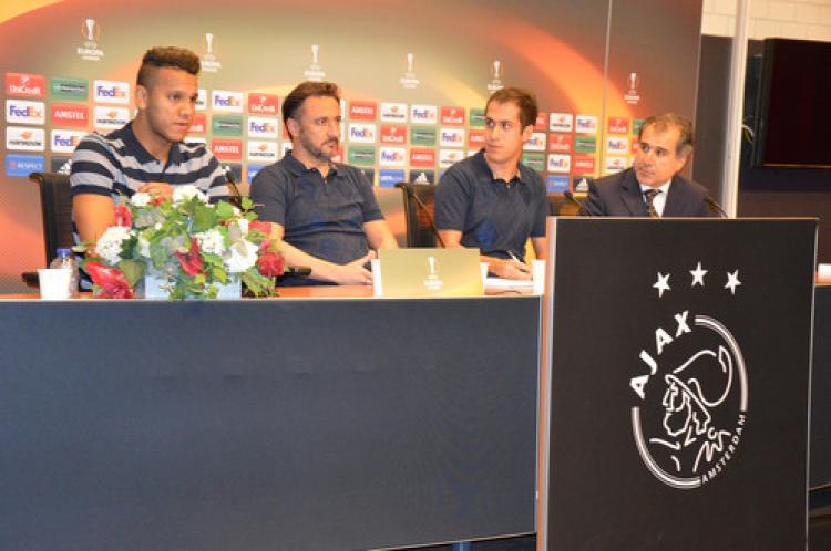 Pereira: Avrupa yoluna Ajax galibiyeti ile devam edeceğiz