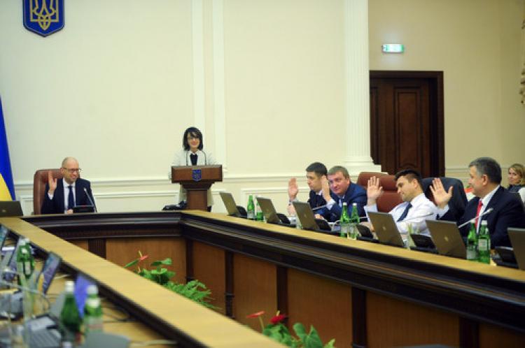 Ukrayna'nın emniyeti Gürcü başkana emanet