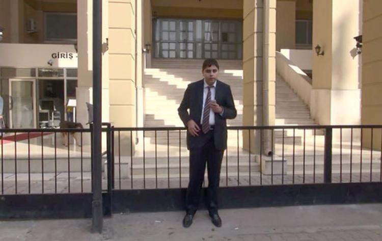 Erdoğan'dan görme engelli gazeteciye dava