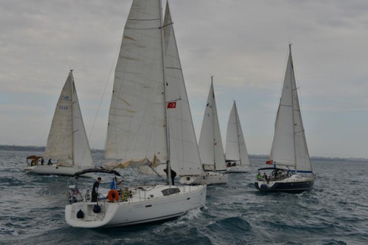 Yat ve yelken yarışları düzenlenecek