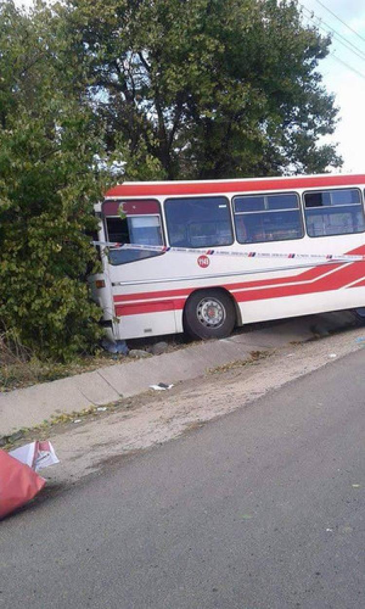 Yolcu otobüsüne TIR çarptı