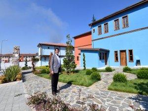 Tarihi Bursa Evleri Yeniden Hayat Buldu