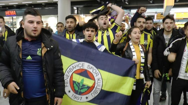 Ajax - Fenerbahçe maçının kadroları açıklandı
