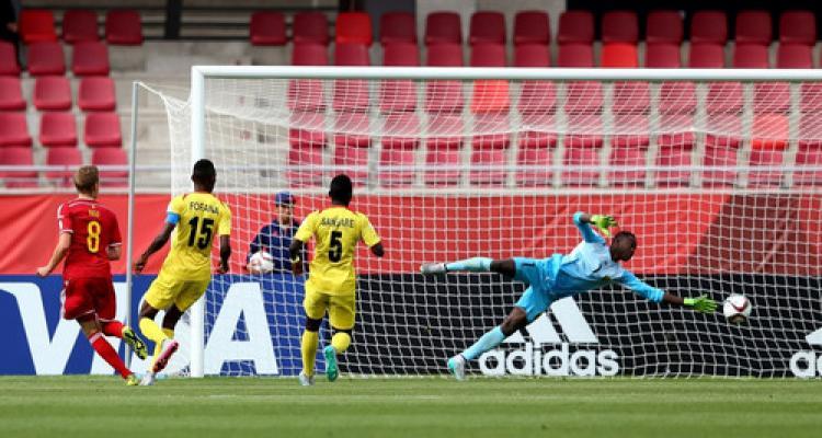 FİFA U 17 Dünya Kupası: Mali ve Nijerya finale yükseldi