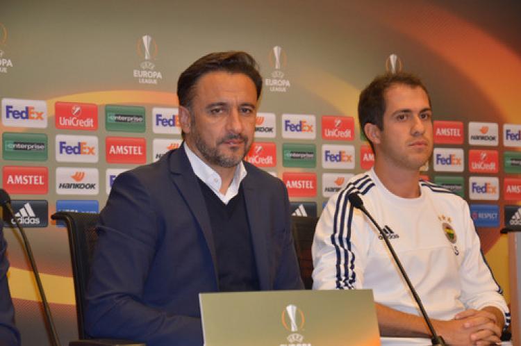 Vitor Pereira: Adil bir sonuçla ayrılmadık