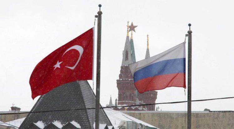 Sinirlioğlu Lavrov ile Suriye krizini görüştü