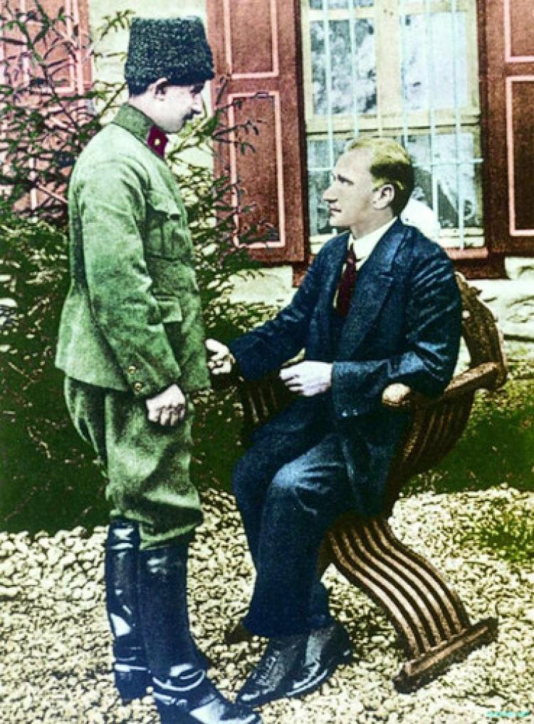 Rus arşivleri: Atatürk Sovyetler konusunda İnönü'yü uyarırdı