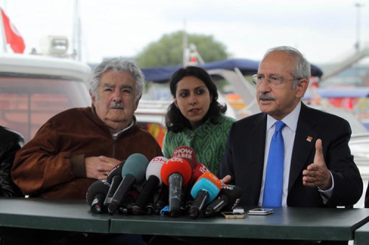 Mujica: Türkiye'de çok şey öğrendik
