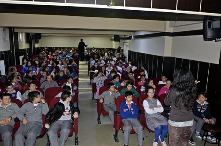 Öğrencilere biyokaçakçılık eğitimi