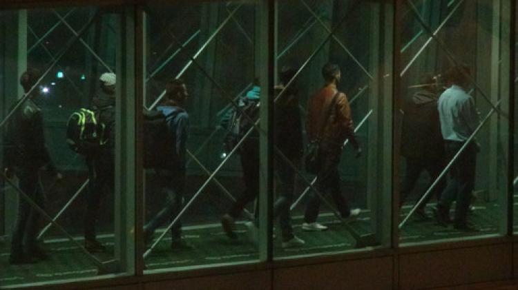 IŞİD iddiasıyla havalimanında gözaltına alınanlar sınır dışı edildi