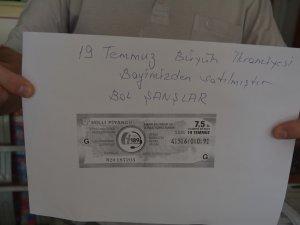 Büyük ikramiye Bursa'ya çıktı