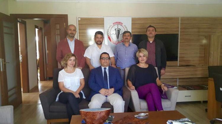 Doç. Akgül: Osmaniye'ye Eğitim ve Araştırma Hastanesi açılmalı